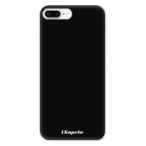 Silikonové odolné pouzdro iSaprio - 4Pure - černé na mobil Apple iPhone 8 Plus
