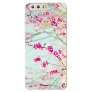 Silikonové odolné pouzdro iSaprio - Blossom 01 na mobil Honor 8