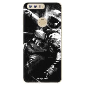 Silikonové odolné pouzdro iSaprio - Astronaut 02 na mobil Honor 8