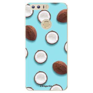 Silikonové odolné pouzdro iSaprio - Coconut 01 na mobil Honor 8