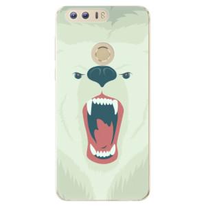 Silikonové odolné pouzdro iSaprio - Angry Bear na mobil Honor 8