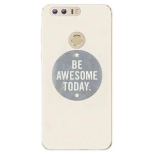 Silikonové odolné pouzdro iSaprio - Awesome 02 na mobil Honor 8