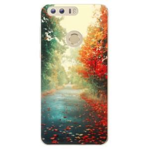 Silikonové odolné pouzdro iSaprio - Autumn 03 na mobil Honor 8