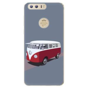 Silikonové odolné pouzdro iSaprio - VW Bus na mobil Honor 8
