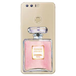 Silikonové odolné pouzdro iSaprio - Chanel Rose na mobil Honor 8