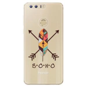 Silikonové odolné pouzdro iSaprio - BOHO na mobil Honor 8