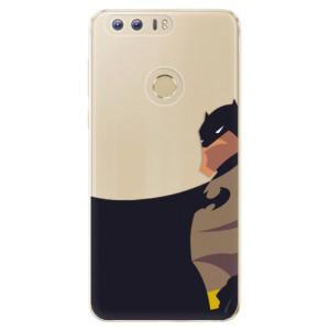 Silikonové odolné pouzdro iSaprio - BaT Comics na mobil Honor 8