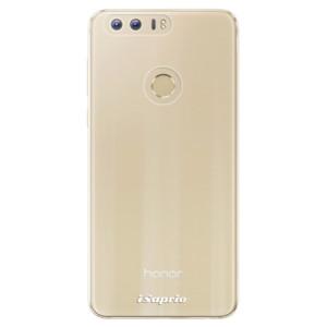 Silikonové odolné pouzdro iSaprio - 4Pure - čiré bez potisku na mobil Honor 8