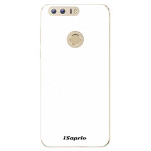 Silikonové odolné pouzdro iSaprio - 4Pure - bílé na mobil Honor 8