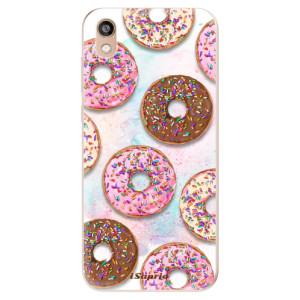Silikonové odolné pouzdro iSaprio - Donuts 11 na mobil Honor 8S