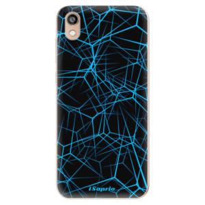 Silikonové odolné pouzdro iSaprio - Abstract Outlines 12 na mobil Honor 8S