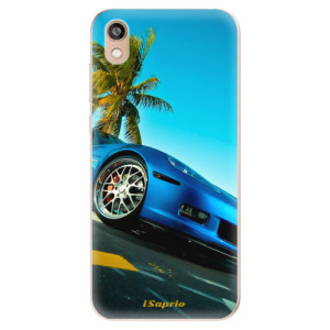Silikonové odolné pouzdro iSaprio - Car 10 na mobil Honor 8S