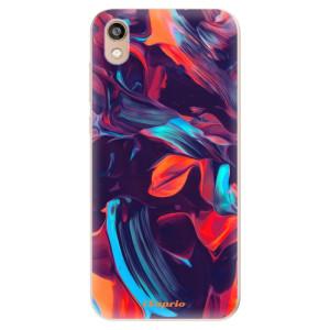 Silikonové odolné pouzdro iSaprio - Color Marble 19 na mobil Honor 8S