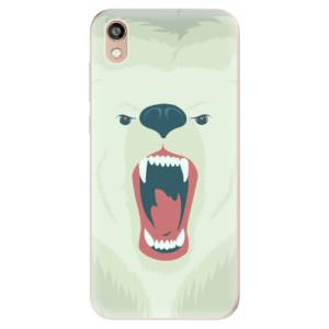 Silikonové odolné pouzdro iSaprio - Angry Bear na mobil Honor 8S
