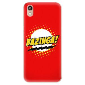 Silikonové odolné pouzdro iSaprio - Bazinga 01 na mobil Honor 8S