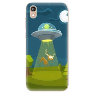 Silikonové odolné pouzdro iSaprio - Alien 01 na mobil Honor 8S
