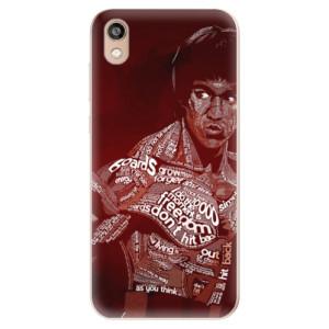 Silikonové odolné pouzdro iSaprio - Bruce Lee na mobil Honor 8S