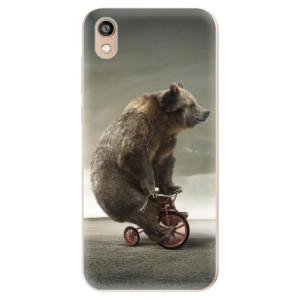 Silikonové odolné pouzdro iSaprio - Bear 01 na mobil Honor 8S