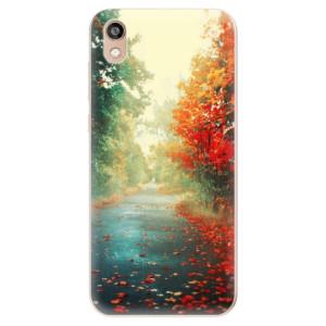Silikonové odolné pouzdro iSaprio - Autumn 03 na mobil Honor 8S