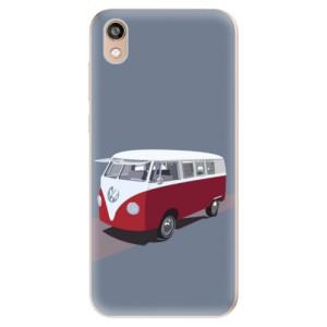 Silikonové odolné pouzdro iSaprio - VW Bus na mobil Honor 8S