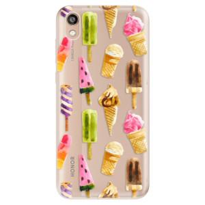 Silikonové odolné pouzdro iSaprio - Ice Cream na mobil Honor 8S