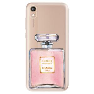 Silikonové odolné pouzdro iSaprio - Chanel Rose na mobil Honor 8S