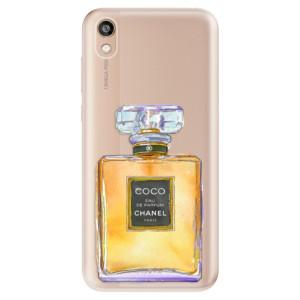 Silikonové odolné pouzdro iSaprio - Chanel Gold na mobil Honor 8S