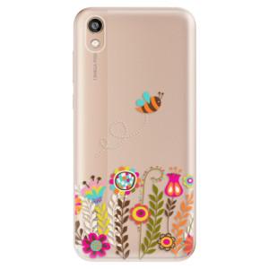 Silikonové odolné pouzdro iSaprio - Bee 01 na mobil Honor 8S