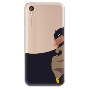 Silikonové odolné pouzdro iSaprio - BaT Comics na mobil Honor 8S