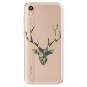 Silikonové odolné pouzdro iSaprio - Deer Green na mobil Honor 8S