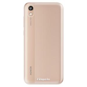 Silikonové odolné pouzdro iSaprio - 4Pure - čiré bez potisku na mobil Honor 8S
