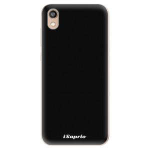 Silikonové odolné pouzdro iSaprio - 4Pure - černé na mobil Honor 8S