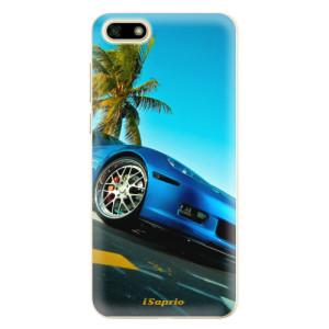Silikonové odolné pouzdro iSaprio - Car 10 na mobil Huawei Y5 2018