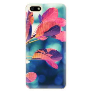 Silikonové odolné pouzdro iSaprio - Autumn 01 na mobil Huawei Y5 2018