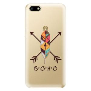 Silikonové odolné pouzdro iSaprio - BOHO na mobil Huawei Y5 2018