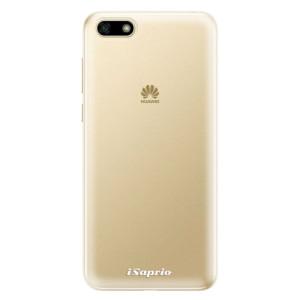 Silikonové odolné pouzdro iSaprio - 4Pure - čiré bez potisku na mobil Huawei Y5 2018