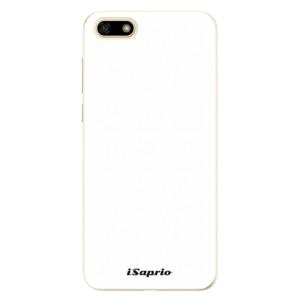 Silikonové odolné pouzdro iSaprio - 4Pure - bílé na mobil Huawei Y5 2018