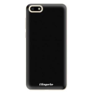 Silikonové odolné pouzdro iSaprio - 4Pure - černé na mobil Huawei Y5 2018
