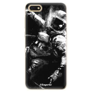 Silikonové odolné pouzdro iSaprio - Astronaut 02 na mobil Honor 7S