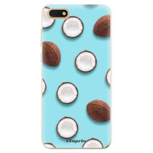 Silikonové odolné pouzdro iSaprio - Coconut 01 na mobil Honor 7S