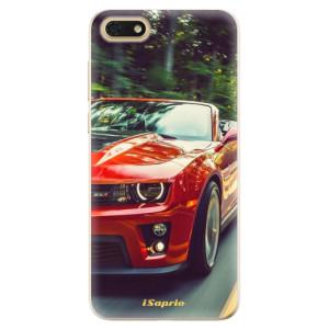 Silikonové odolné pouzdro iSaprio - Chevrolet 02 na mobil Honor 7S