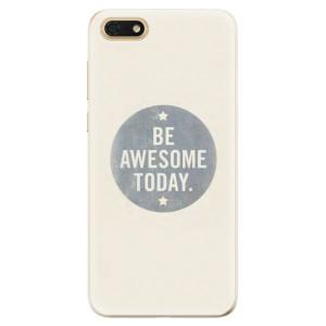 Silikonové odolné pouzdro iSaprio - Awesome 02 na mobil Honor 7S