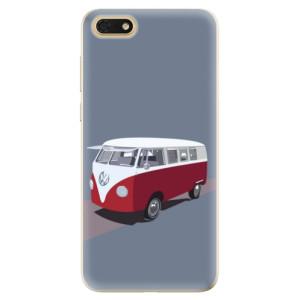 Silikonové odolné pouzdro iSaprio - VW Bus na mobil Honor 7S