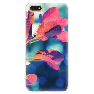Silikonové odolné pouzdro iSaprio - Autumn 01 na mobil Honor 7S