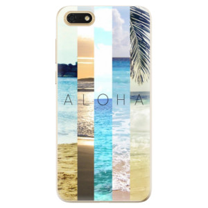 Silikonové odolné pouzdro iSaprio - Aloha 02 na mobil Honor 7S