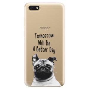 Silikonové odolné pouzdro iSaprio - Better Day 01 na mobil Honor 7S