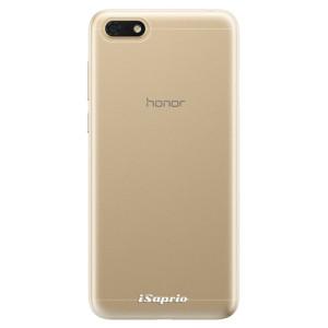 Silikonové odolné pouzdro iSaprio - 4Pure - čiré bez potisku na mobil Honor 7S