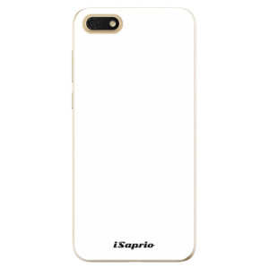 Silikonové odolné pouzdro iSaprio - 4Pure - bílé na mobil Honor 7S