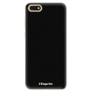 Silikonové odolné pouzdro iSaprio - 4Pure - černé na mobil Honor 7S