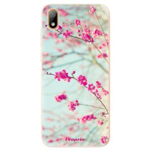 Silikonové odolné pouzdro iSaprio - Blossom 01 na mobil Huawei Y5 2019